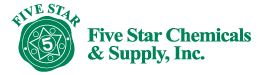 Five Star Chemicals & Supplies, Inc.
